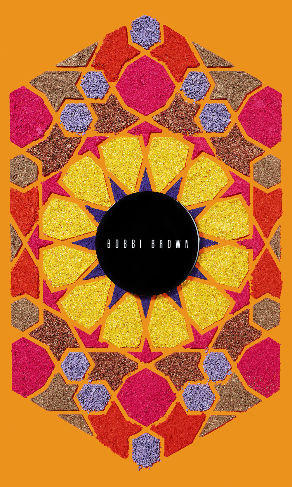Diwali Pattern Bobbi Brown Cosmetics