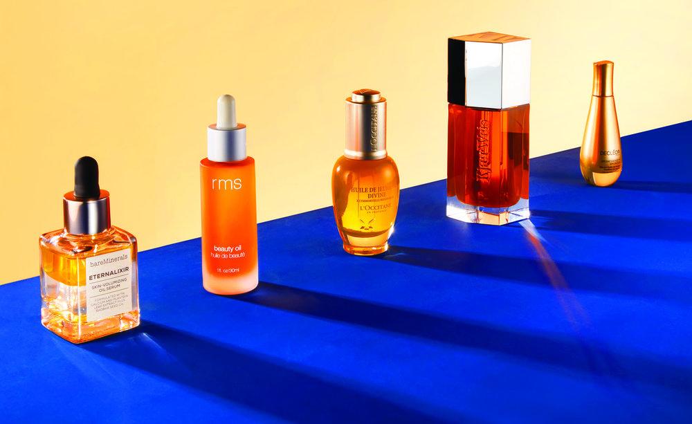 Skin Care Oils