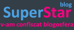 SuperStar blog's logo