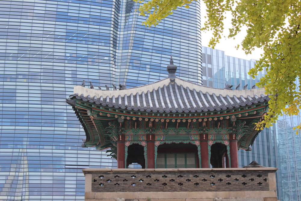 Old + new, Seoul