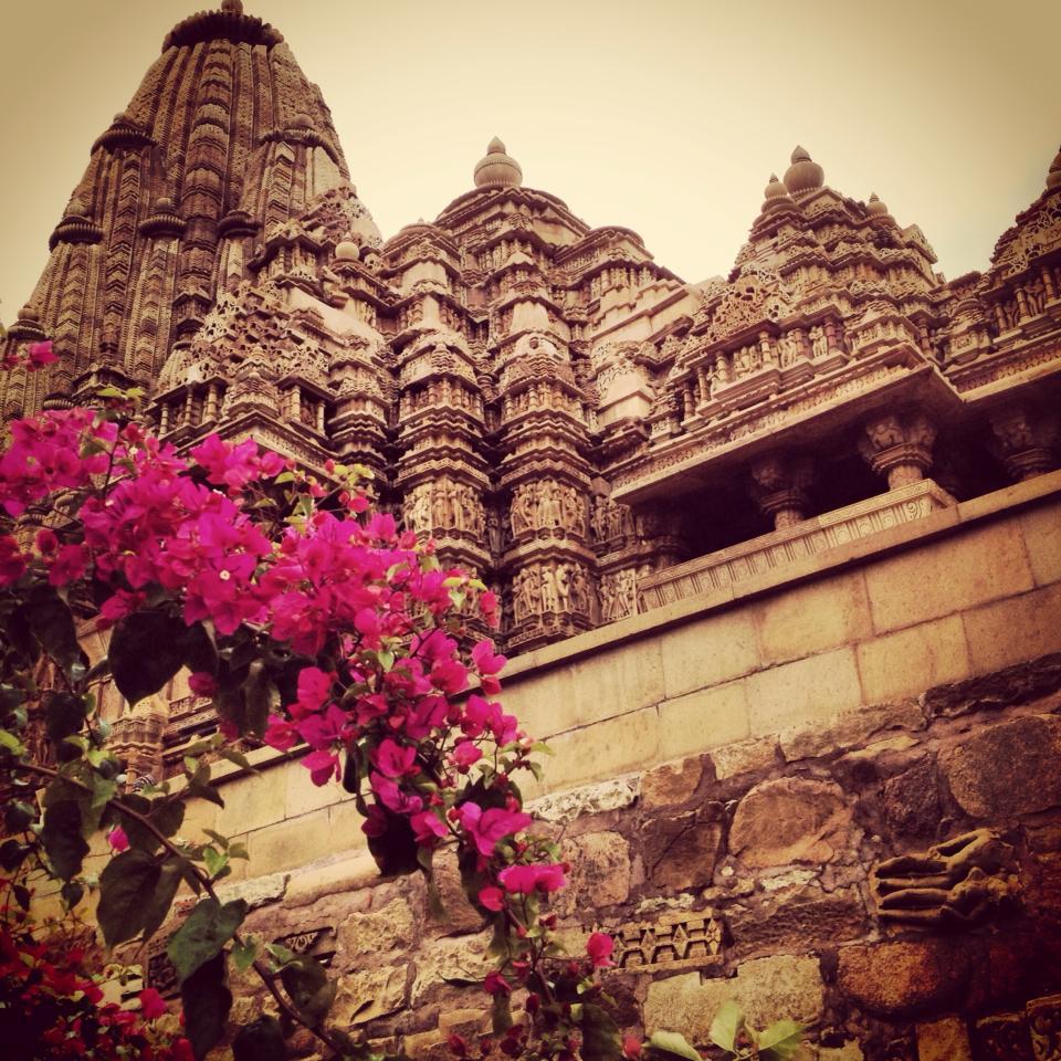 Temples of Khajuraho, India