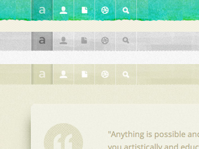Caption Overlay on Hover