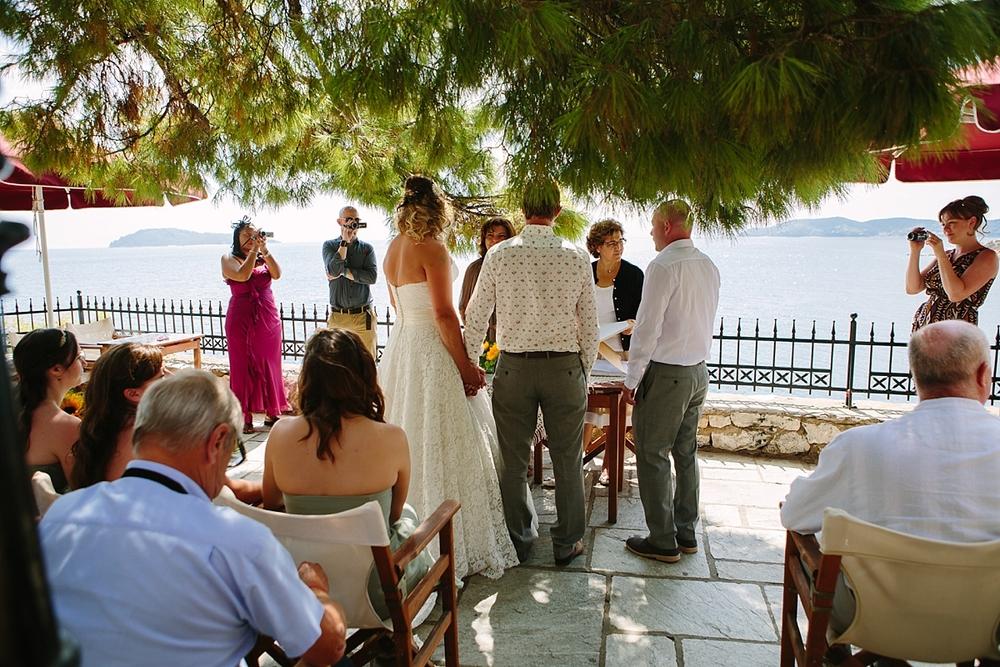 Karen greg skiathos wedding lee allen photography for Bourtzi hotel skiathos