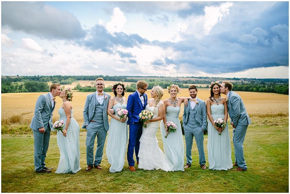 Aynhoe Park wedding