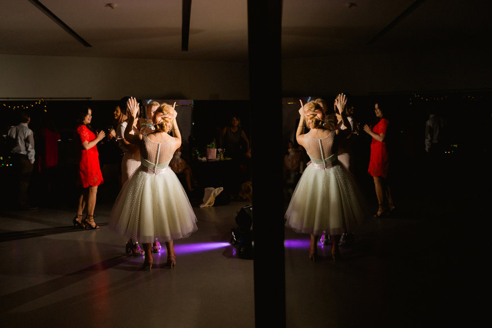 reflected first dance at the hepworth gallery