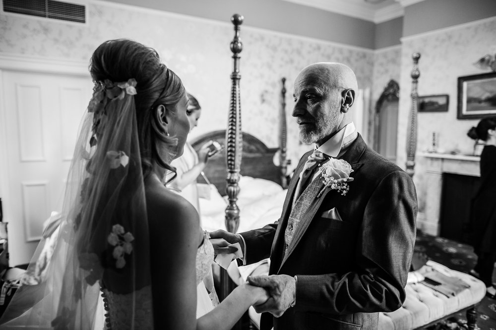 heartfelt documentary wedding photography