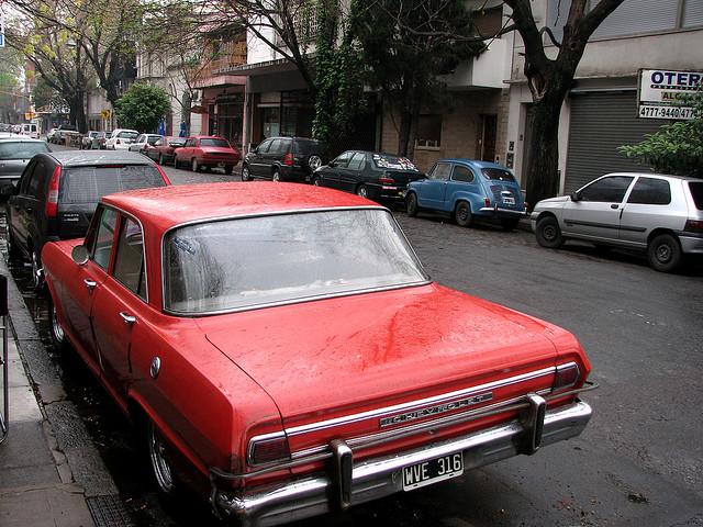 Photo by Alex mandarino - Buenos Aires, 2007