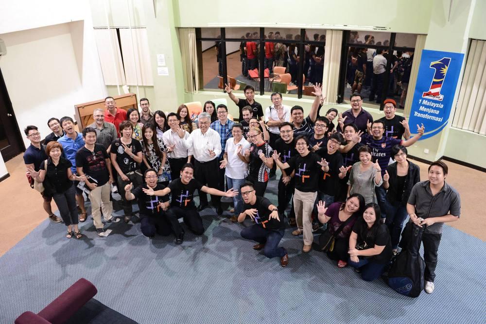 WebCamp KK celebrating 3rd Anniversary on Aug 2014