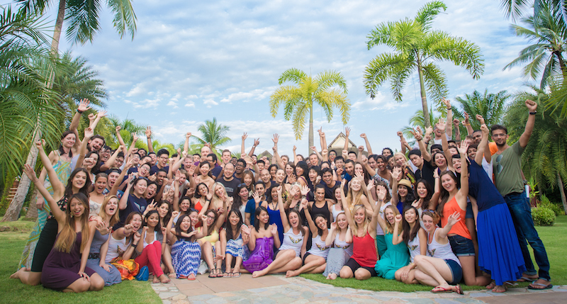 Mindvalley 2014 Team Retreat at Phuket, Thailand