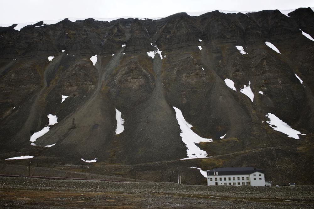 Huset Restaurant, Longyearbyen