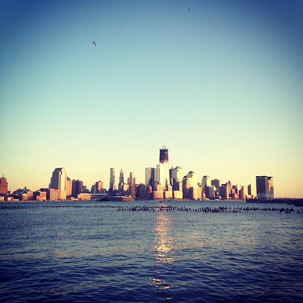 New York is made for you.  (Taken with  instagram )