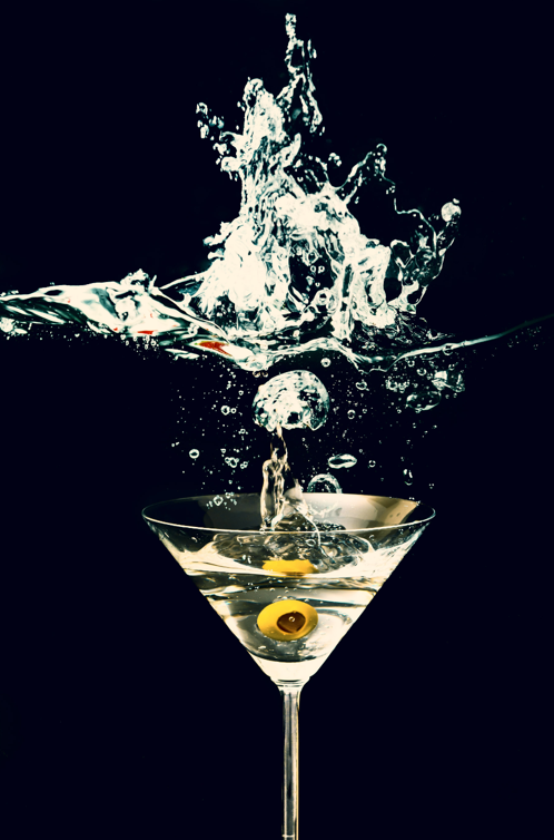 Martini in motion