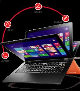 Lenovo Yoga on Windows 10 — Justworks   Office 365