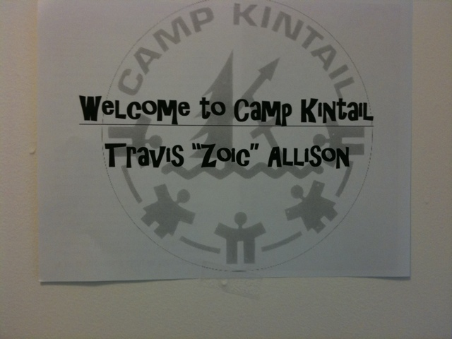 An awesome Camp Kintail Welcome!