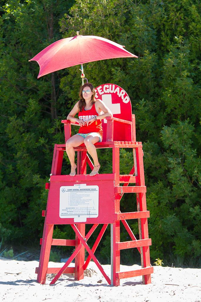 Summer Camp Staff Lifeguard