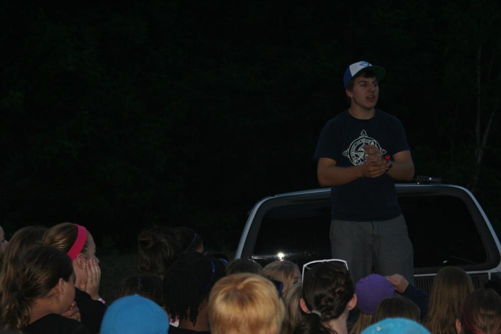 CampHacker Matt Honsberger
