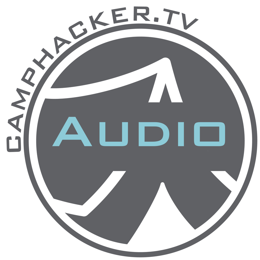 CampHacker audio podcast - click to subscribe in iTunes.