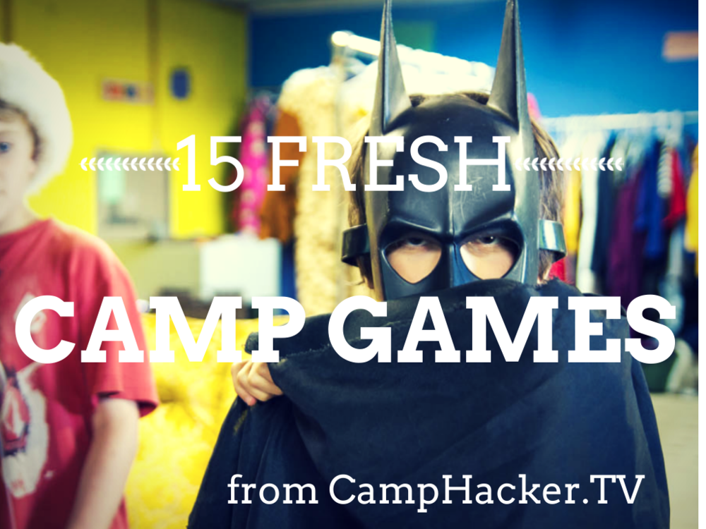 Great Summer Camp Program Ideas