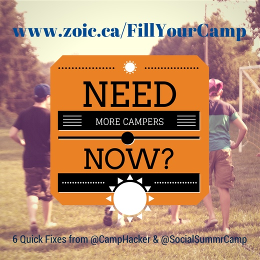 Fill Your Last Summer Camps Now - Webinar Replay