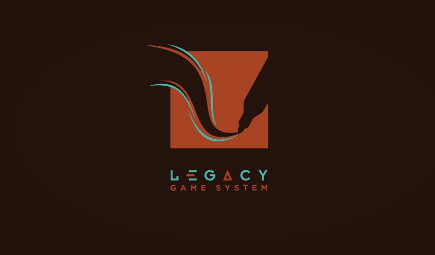 Legacy logo concept