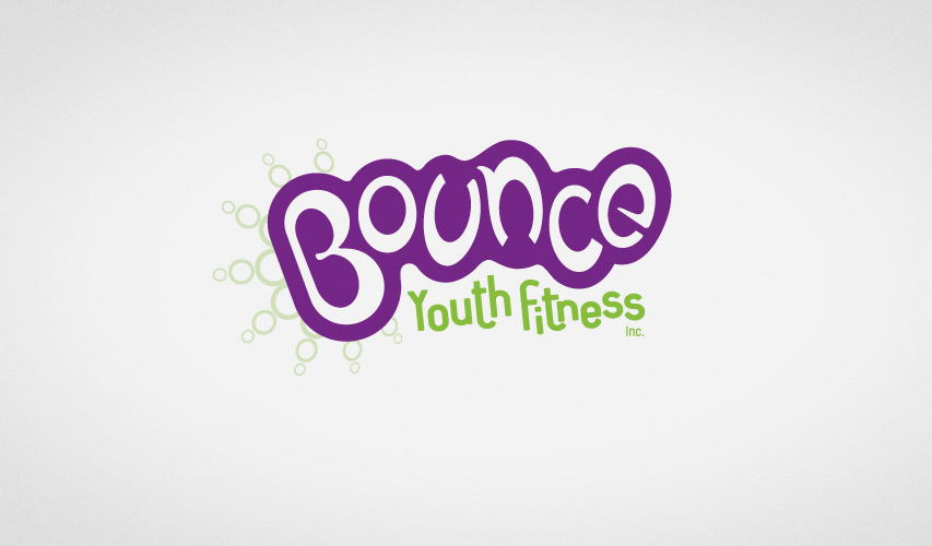 Bounce Youth Fitness logo