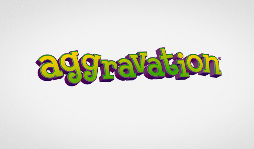Aggravation logo