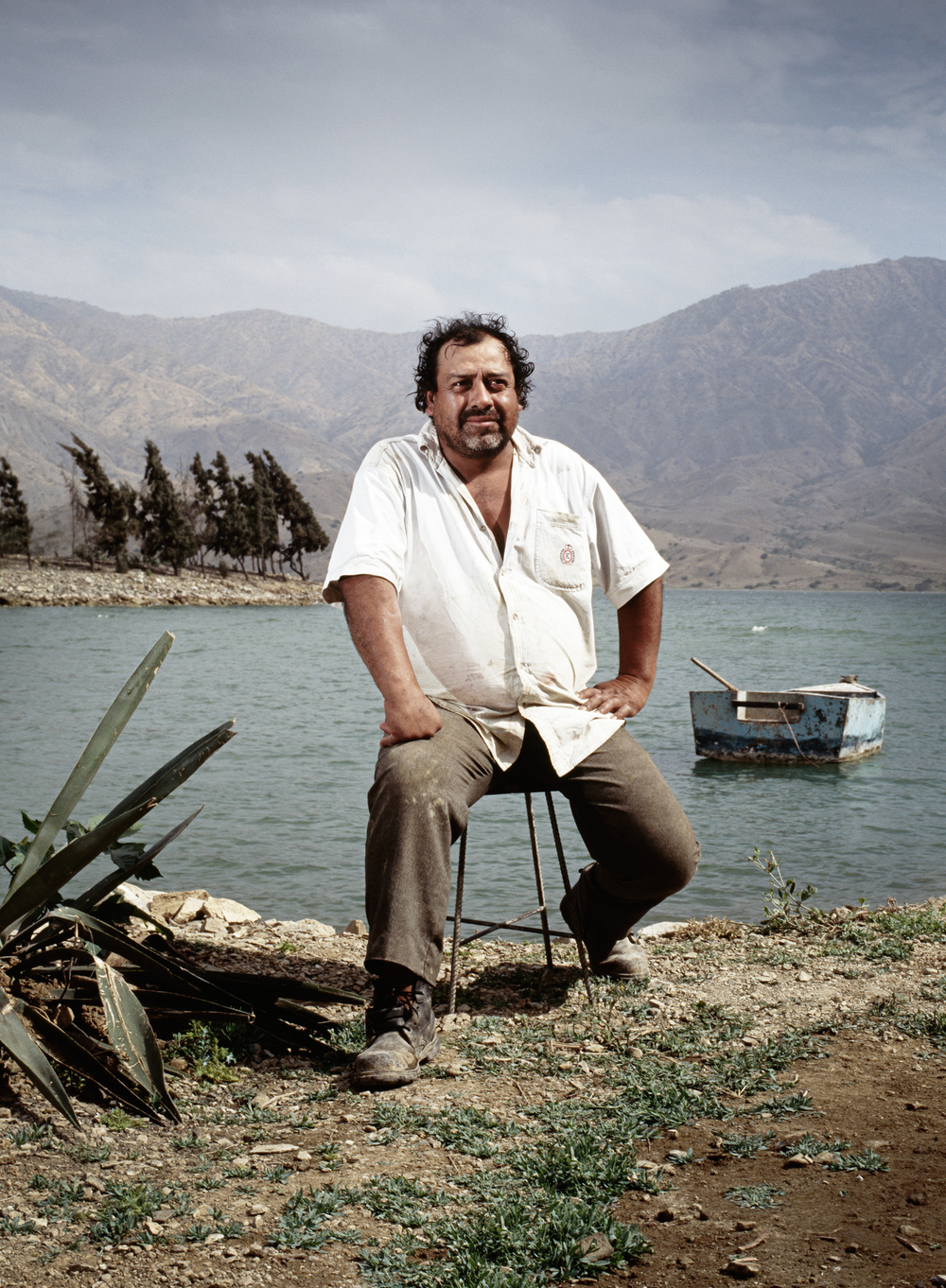 """Juan"",2008  30"" x 22"""