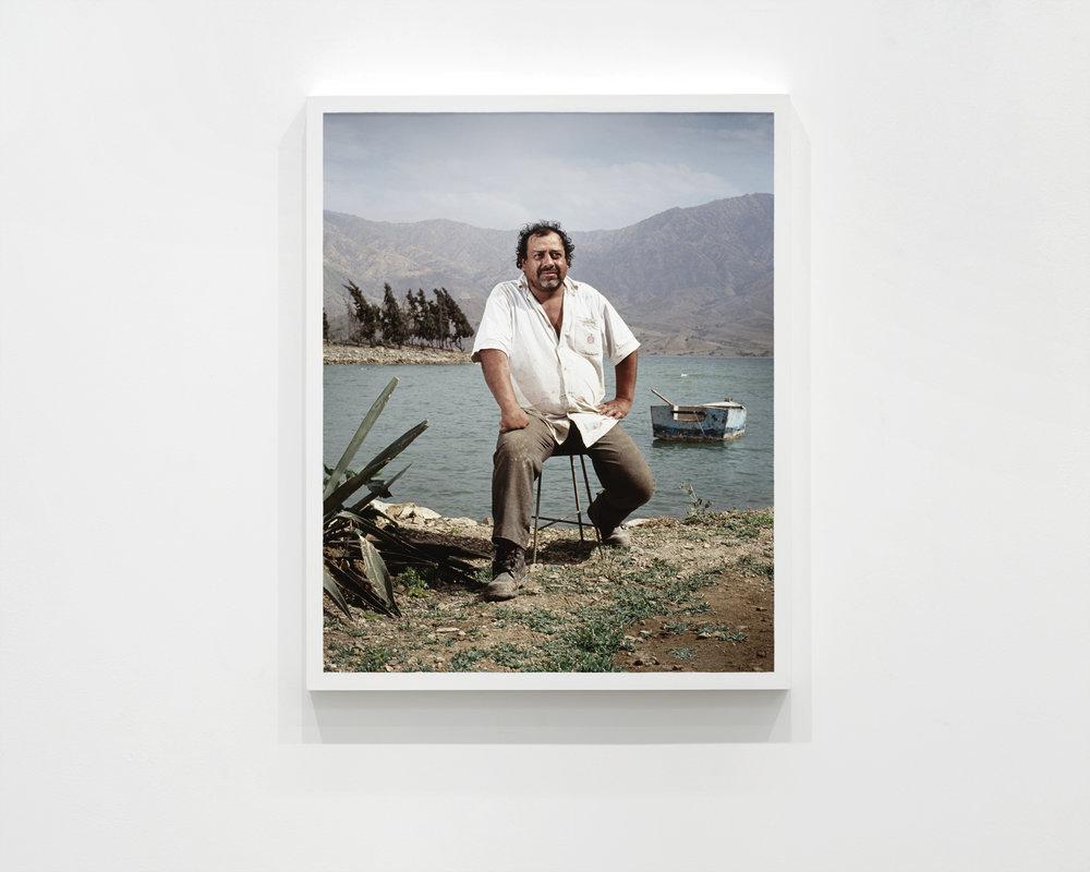 """""""Juan"""", 2008  30 x 20 in (76.2 x 60.96 cm)"""