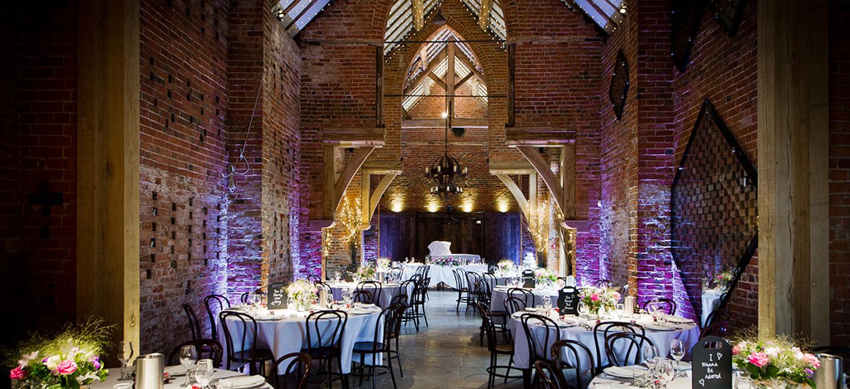 Wedding Shustoke Farm Barns