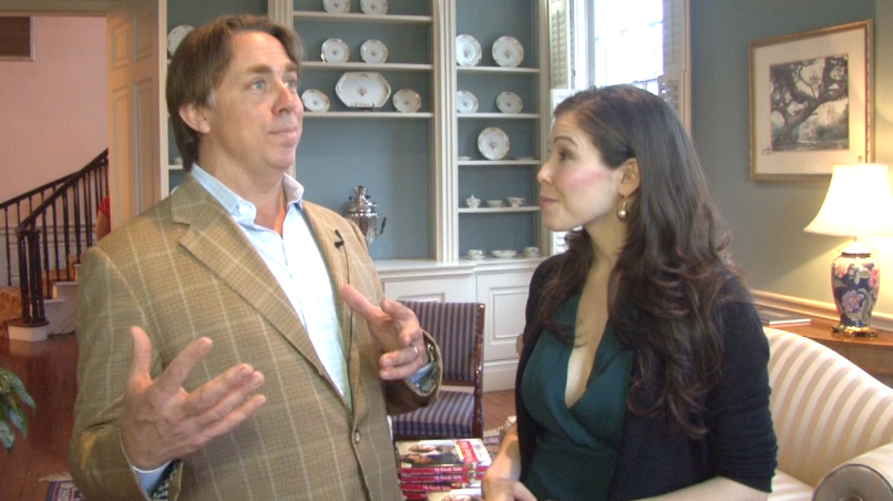 John Besh on his restaurants and shows