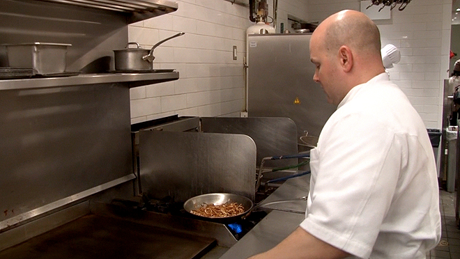 Dan Kluger on Winter Cooking