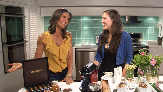 Padma Lakshmi on Top Chef and cookbooks
