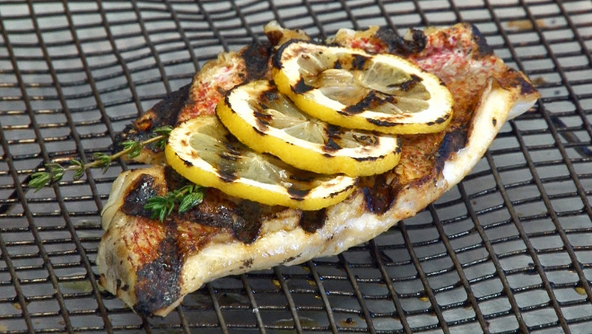 Grilling fish tips