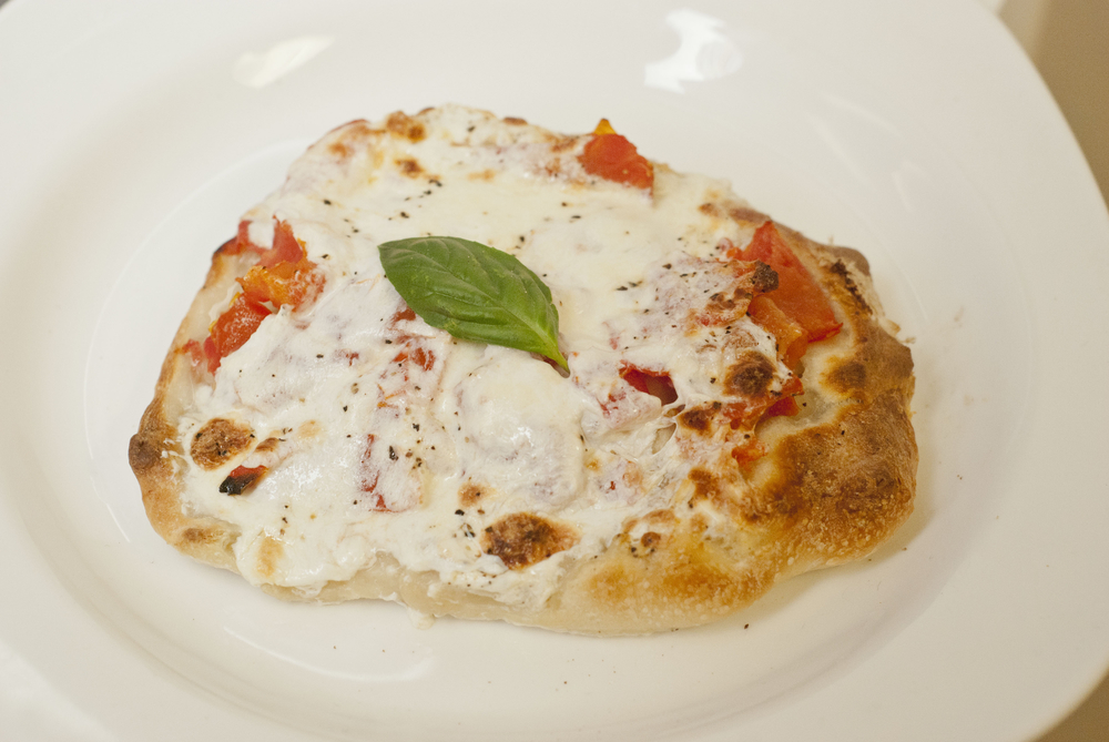 Burrata Pizza