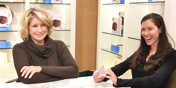 5 Questions for Martha Stewart
