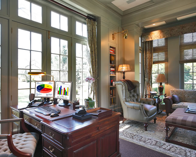 We provide the home with underlying necessities for communications in today's world.  This Westchester County, NY home offers a Linksys wireless network and Panasonic telephone system that provides our client with the necessities for communications.