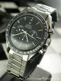 Omega Speedmaster First Watch On The Moon