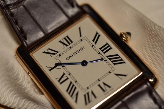 Cartier Tank Xl Slimline