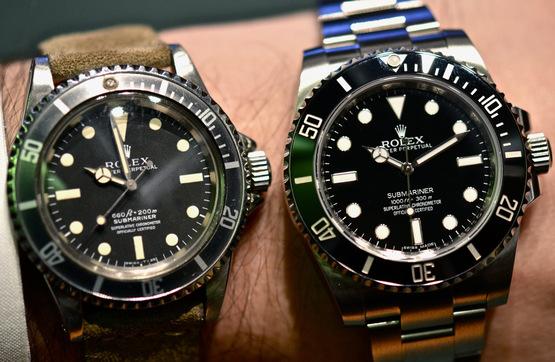 Rolex Submariner Date No Cyclops