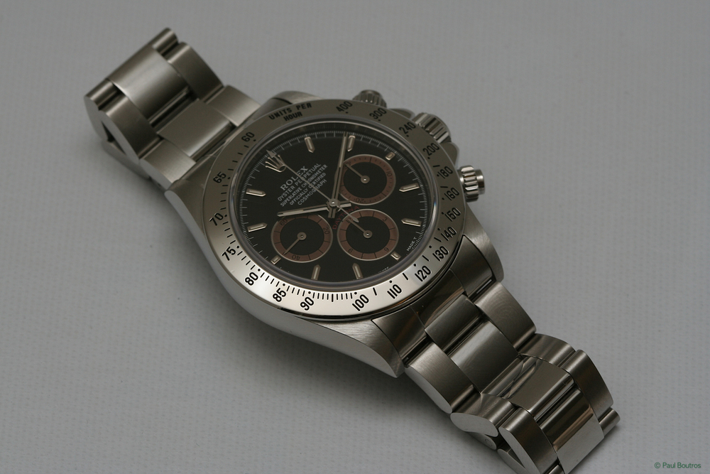 Rolex Daytona reference 16520 with self-winding caliber 4030