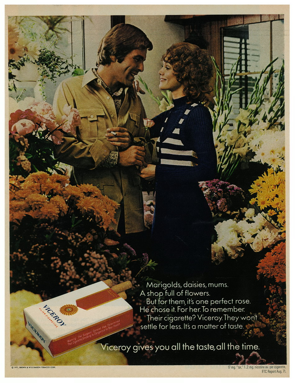 Flower Shop Viceroy Ad