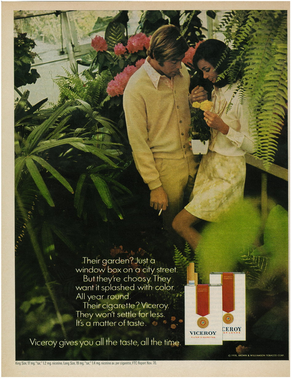 Garden Viceroy Ad