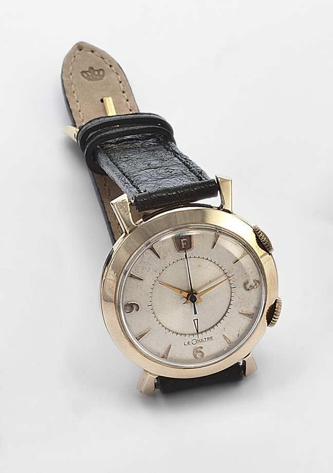 LeCoultre Memovox for Ford