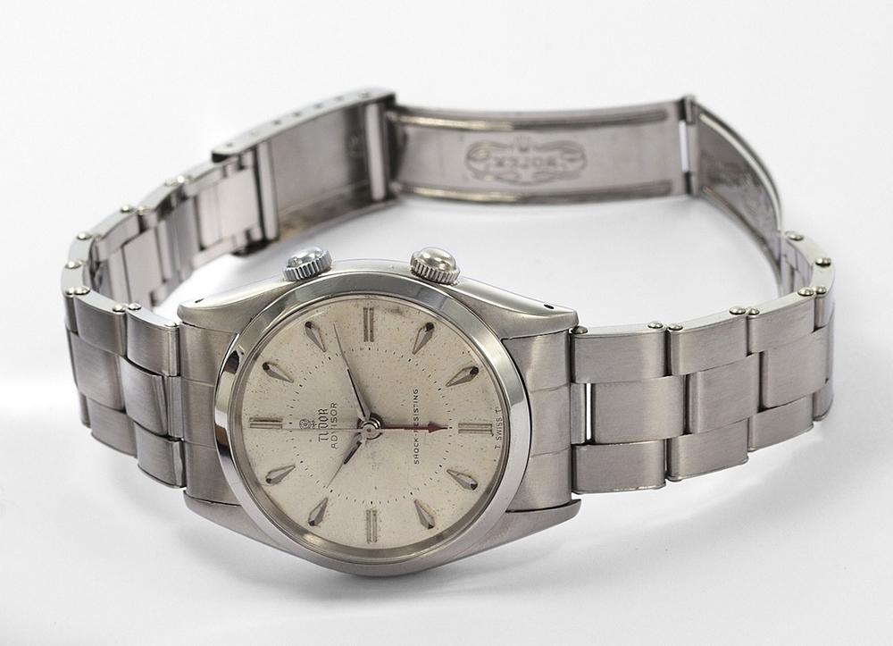 Tudor Advisor 7926 w/ Rivet Bracelet