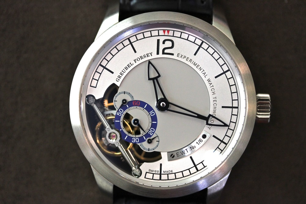 The Greubel Forsey EWT: A Watch The World Never Knew