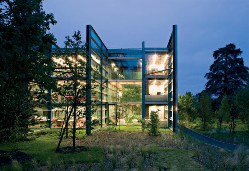 Richemont Headquarters in Switzerland