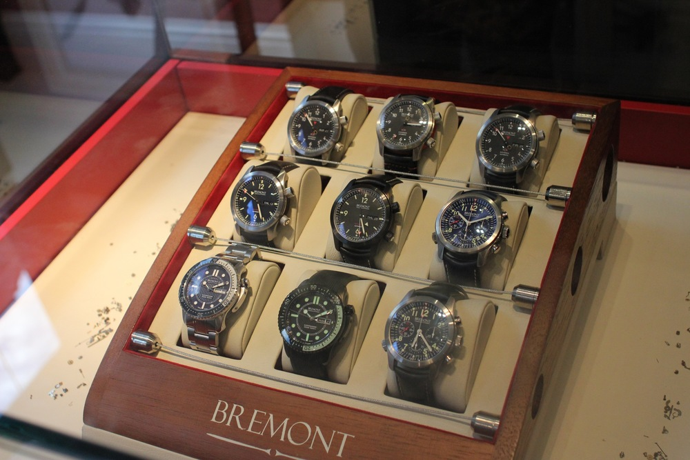 A Variety of Bremont Watches