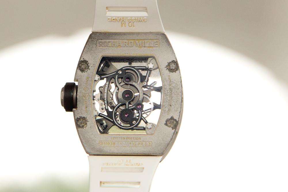 Bubba Watson's RM 038