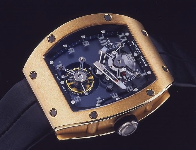 The Original Richard Mille - the RM 001