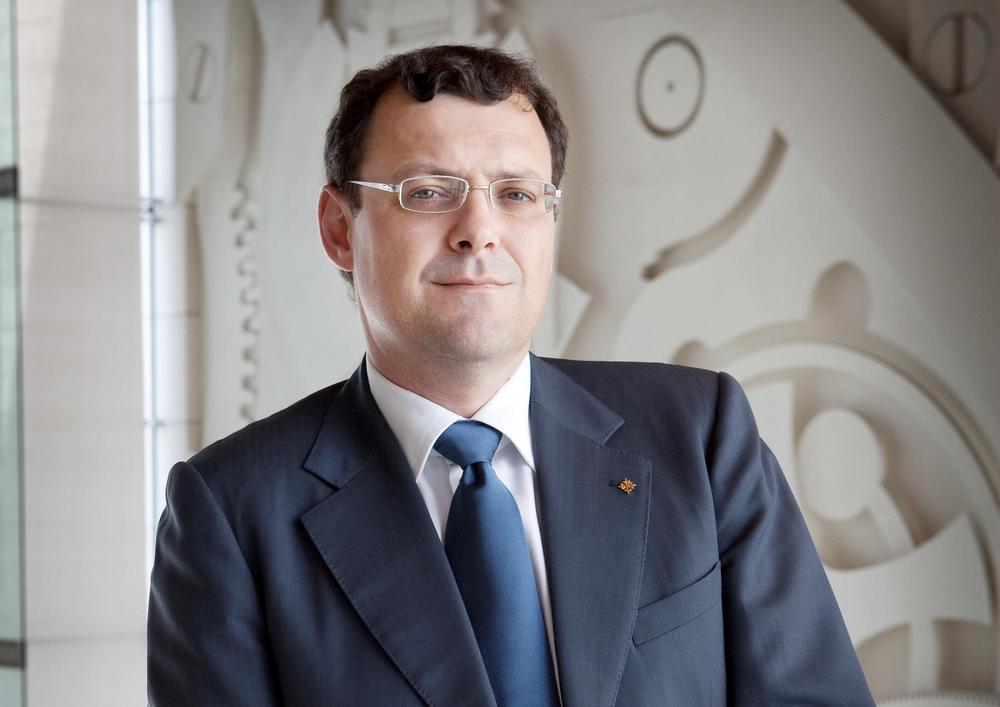 Mr. Thierry Stern - Photograph Courtesy of Patek Philippe S.A.